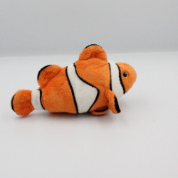 Doudou peluche poisson clown