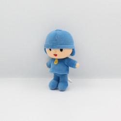 Doudou Pocoyo bleu BANDAI