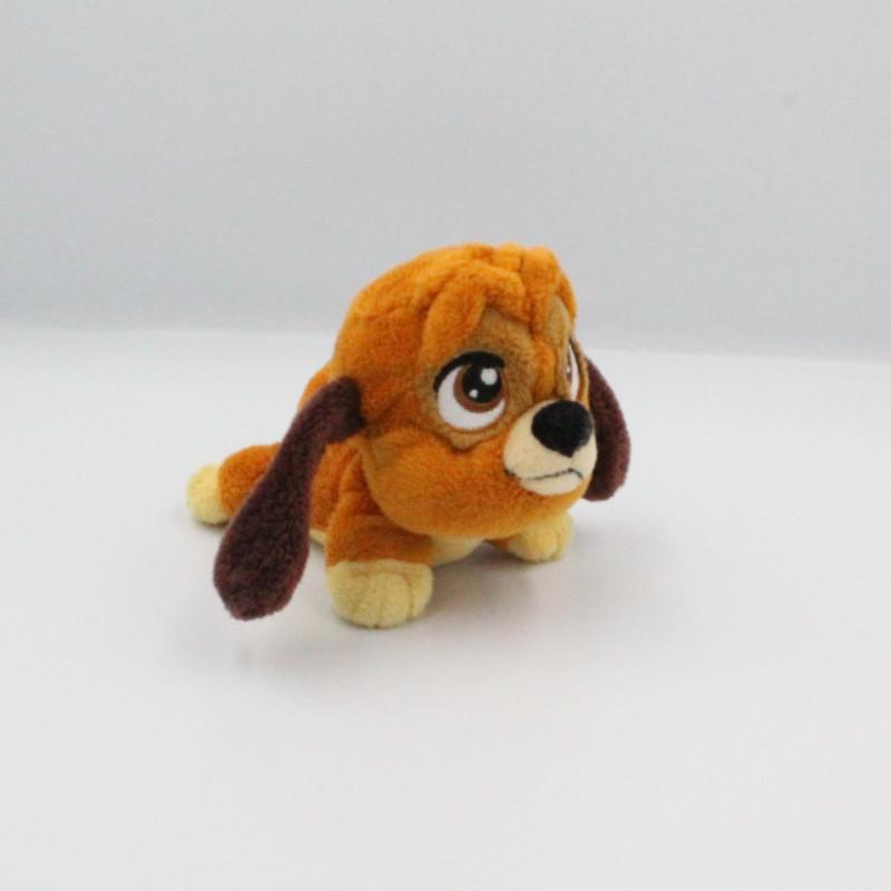 Peluche chien Rox et Rouky DISNEYLAND PARIS 17 cm