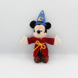 Peluche porte clef Mickey magicien Fantasia DISNEYLAND