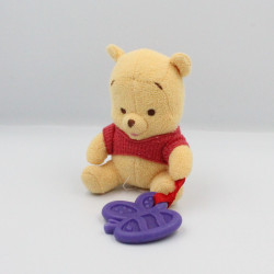Doudou Winnie l'ourson avec abeille dentition FISHER PRICE