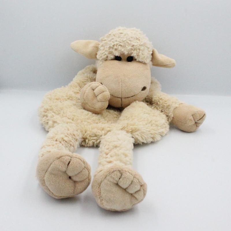 Doudou range pyjama mouton beige ETAM