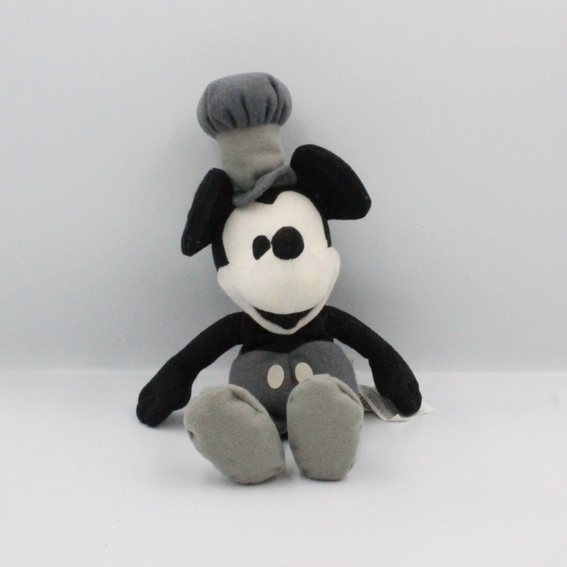Peluche Mickey capitaine Steamboat Willy THE WALT DISNEY COMPAGNY