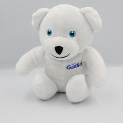 Doudou ours blanc LABORATOIRE GALLIA