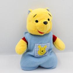 Doudou Winnie l'ourson gigoteuse bleu DISNEY NICOTOY