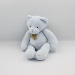 Doudou et compagnie ours bleu TATOO