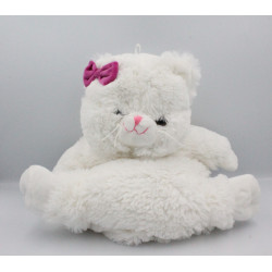 Doudou range pyjama chat blanc ETAM