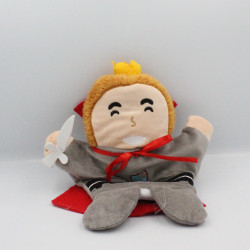 Doudou marionnette prince roi chevalier MAISONS DU MONDE