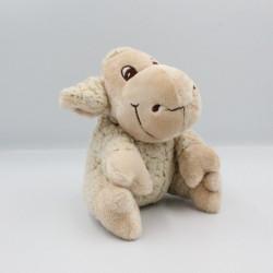 Doudou mouton beige BAMBIA