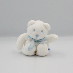 Petit Doudou ours blanc...