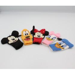 Marionnette à doigts doudou Mickey et ses amis DISNEY