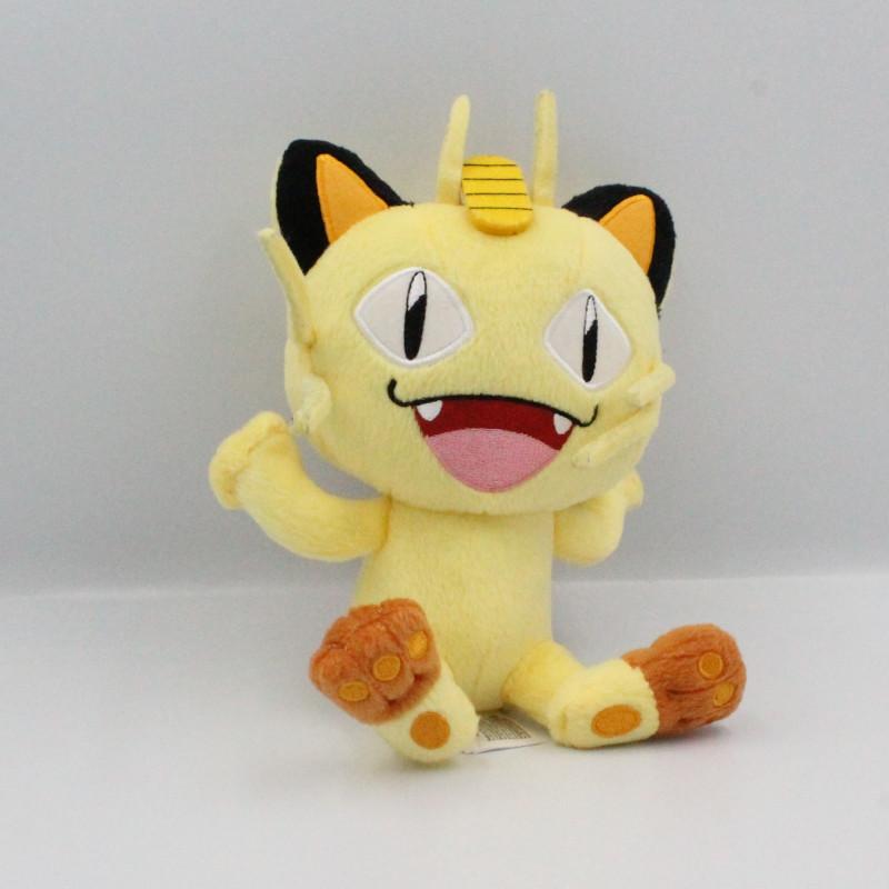 Peluche chat Miaouss Pokemon creatures TOMY