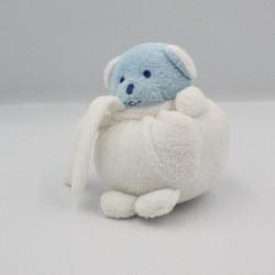 Mini Doudou ours  boule...