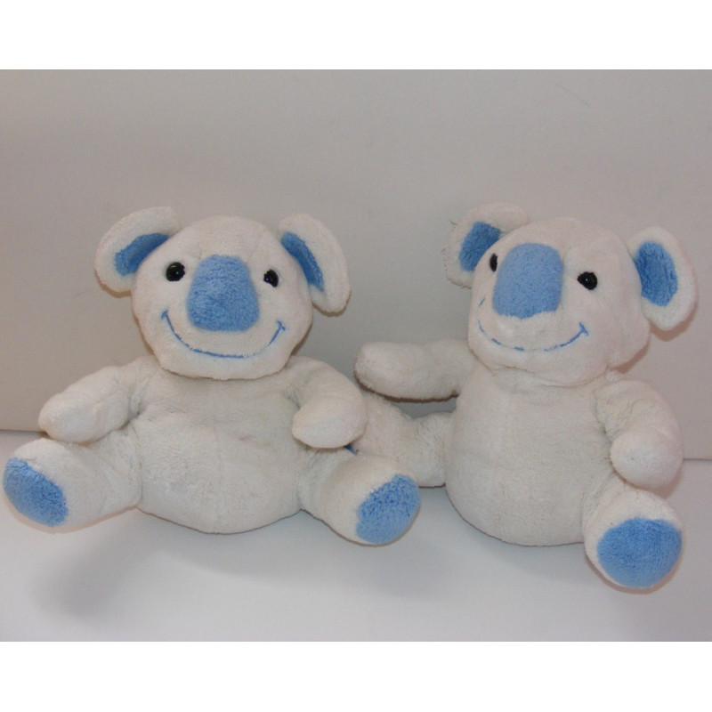 Doudou Koala bleu BEBISOL
