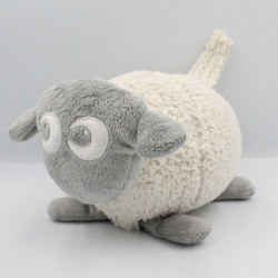 Doudou veilleuse mouton blanc gris Ewan The Dream Sheep SWEET DREAMERS