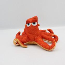 Peluche pieuvre rouge Hank Le Monde de Némo DISNEY