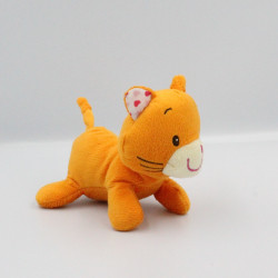 Doudou chat orange MINIMI