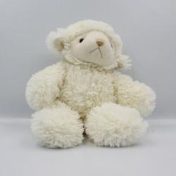 Doudou mouton blanc KIMBALOO