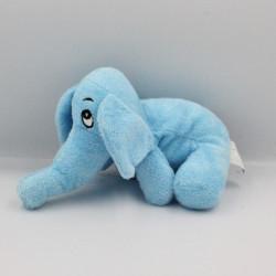 Doudou l'éléphant bleu