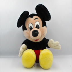 Ancienne Peluche souris Mickey mouse DISNEY