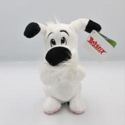 Peluche chien blanc Idéfix EDITIONS ALBERT RENE