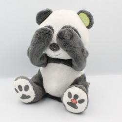 Peluche interactif panda coucou c'est moi PIOUPIOU MERVEILLES