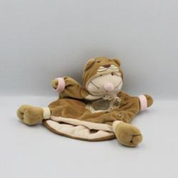 Doudou et compagnie marionnette ma souris MIAOU chat déguisé
