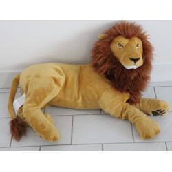 Grande peluche lion IKEA