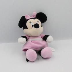 Doudou Minnie robe rose DISNEY NICOTOY