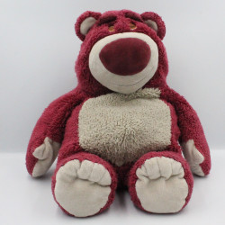 Peluche ours rose Lotso Toys Story DISNEYLAND