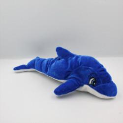 Doudou dauphin bleu TOYS...