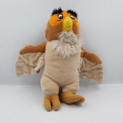 Peluche Maître Hibou ami de Winnie l'ourson COLLECTION DISNEY