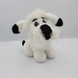 Peluche chien blanc Idéfix EDITIONS ALBERT RENE 1994 NOUNOURS