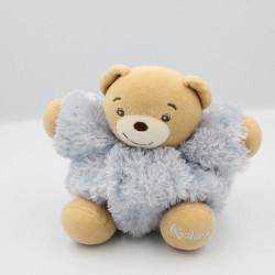 Doudou ours bleu ciel...