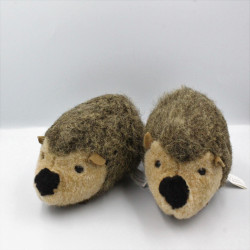 Peluche herisson LEBEK lot de 2