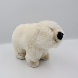 Peluche ours polaire blanc SUNKID