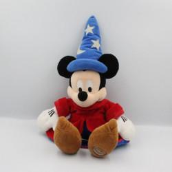 Peluche Mickey magicien Fantasia Disney Store Exclusive