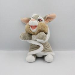 Doudou lapin Pan-pan avec mouchoir couverture DISNEY NICOTOY