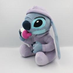 Peluche Stitch avec biberon Lilo et Stitch DISNEYLAND
