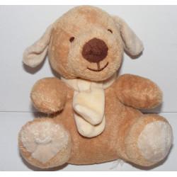 Doudou chien beige BENGY