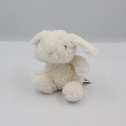 Petit doudou lapin blanc JELLYCAT