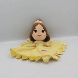 Doudou plat poupée Princesse La Belle et la Bête DISNEY NICOTOY