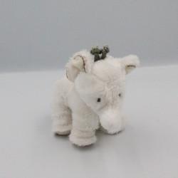 Doudou éléphant blanc...
