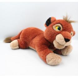 Peluche le roi lion Kovu DISNEYLAND