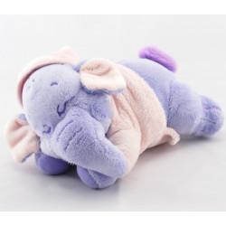 Doudou Eléphant Lumpy - l'éfélant ami de Winnie - Disney Nicotoy