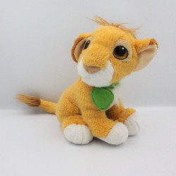 Peluche le roi lion Simba DISNEY AUTHENTIC MATTEL 1993