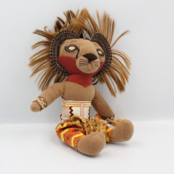 Peluche le roi lion Simba Le Spectacle Musical DISNEY
