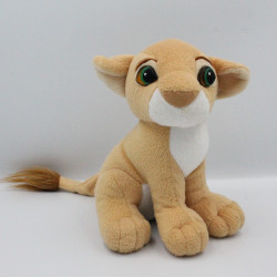 Peluche le roi lion Simba DISNEY THE LION  KING AUTHENTIC MATTEL 1993