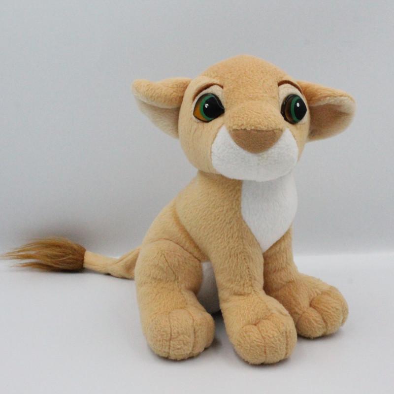Peluche le roi lion Simba DISNEY THE LION  KING AUTHENTIC MATTEL 1993