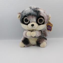 Peluche Suricate écureuil raton Gros yeux brillant PAWS